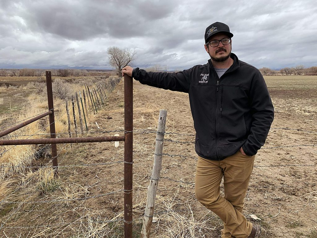 After struggling to make ends meet on his small market farm in western Colorado's Grand Valley, Zay Lopez sold the land and its associated water rights to Water Asset Management, a New York-based investment firm that has been active in the valley since 2017.