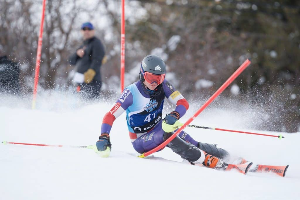 Chase Seymour will be heading to the University of Colorado Boulder to ski for the Alpine team after taking a gap year to rack up some impressive performances on the college circuit.