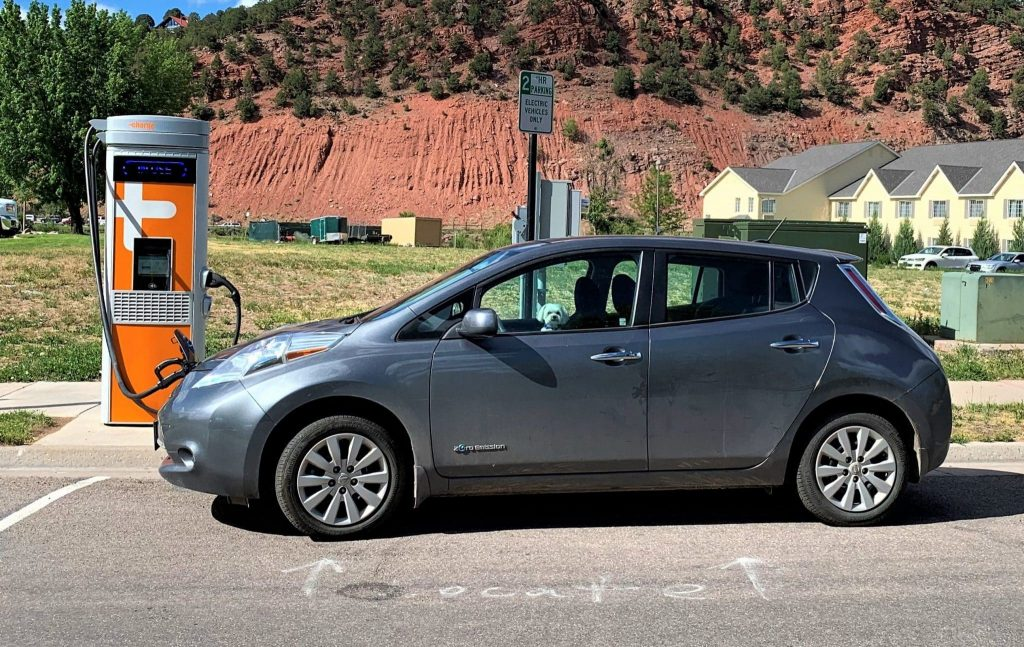 In the Western Slope, drivers are charging ahead with electric vehicles