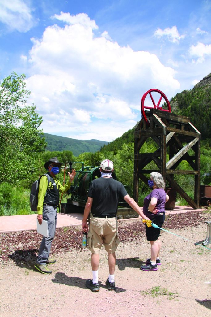 The Aspen Historical Society continues to operate, with new virtual opportunities as well as in-person guided tours around the area.
