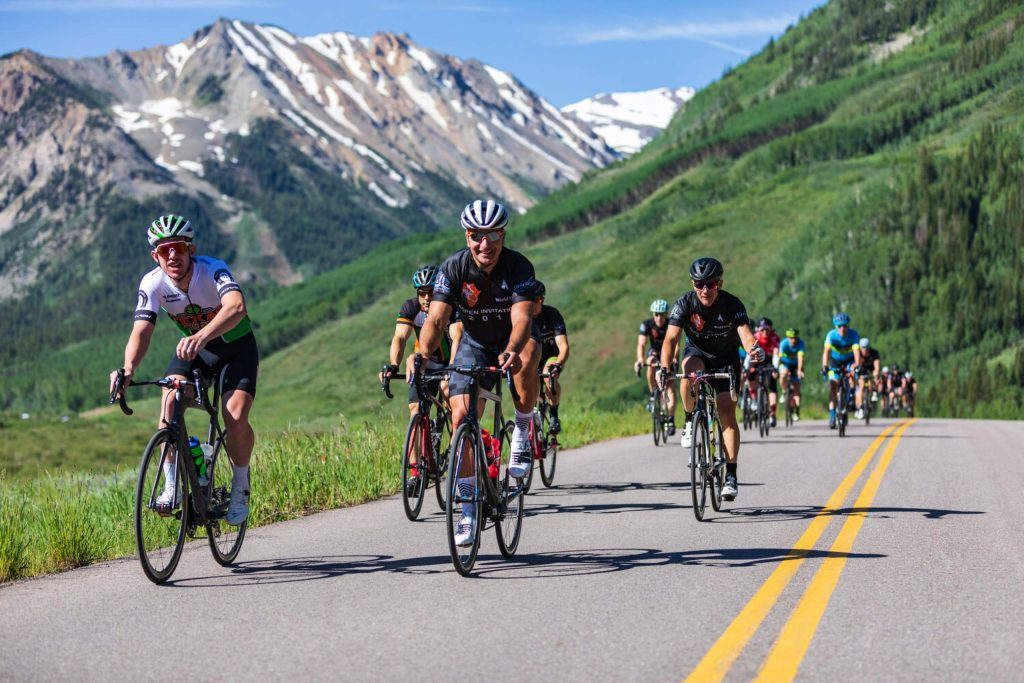 The Aspen Invitational charity ride returns Saturday, albeit with smaller numbers due to COVID-19. The ride raises money for clean water and bicycles for Zambians.
