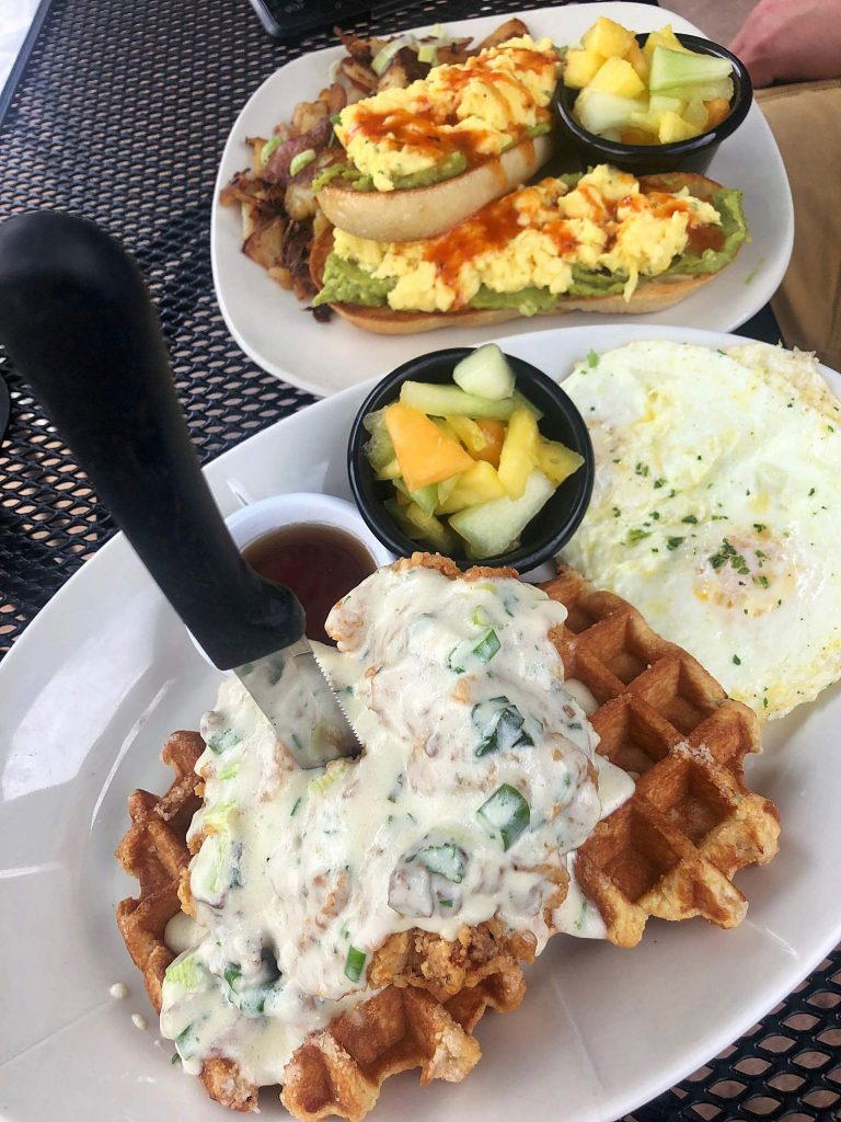 Brunch at Red Mountain Grill