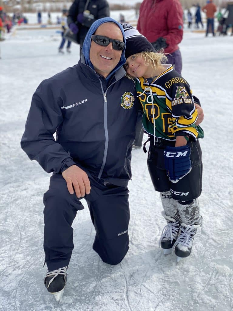 Sheldon Wolitski, a former college hockey player, is eager to get a sheet of ice in the El Jebel area. He is pursuing a privately funded recreation and sports complex by Crown Mountain Park.