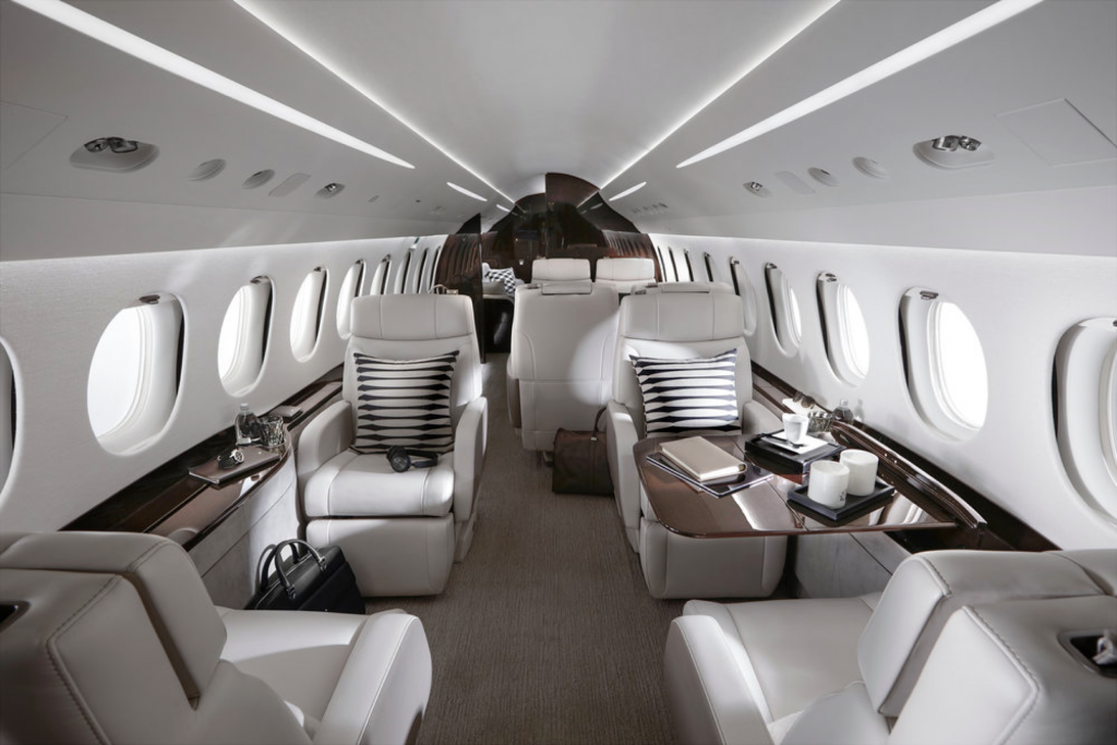 AspenJet wants commercial and private air travelers to have more options in the marketplace to fly in style without being wasteful.