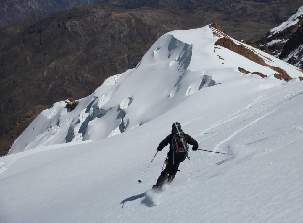 Aspen's Mike Marolt, along with twin brother Steve and close friend Jim Gile, have built a life around climbing and skiing some of the world's biggest peaks.