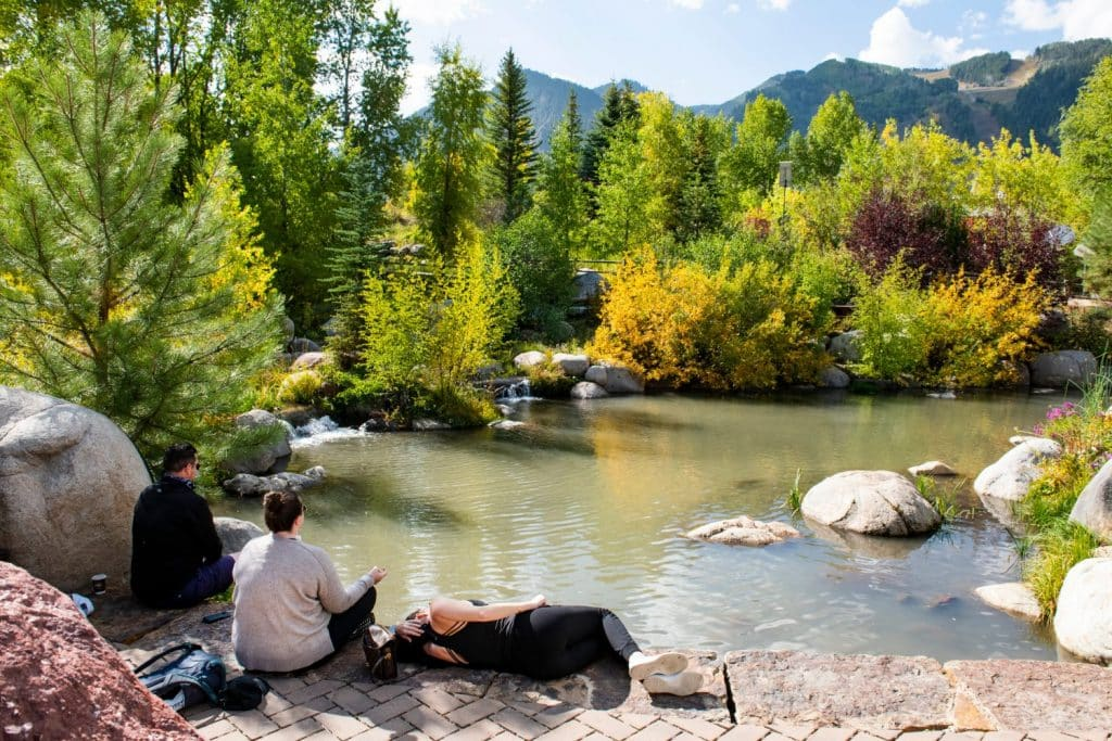 Leaf-peeping has started in Colorado, and it's turning out to be an unusual year