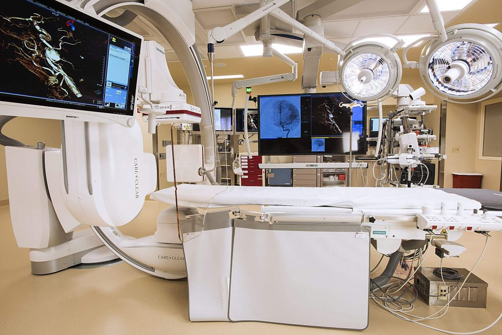 Valley View Hospital's heart and vascular cath lab brings patients from around the region as well as internationally.