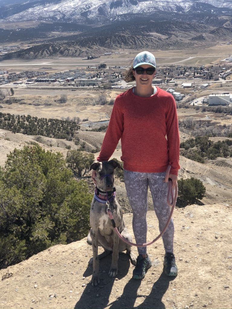 Laura Cardwell said she was back to work in two weeks, back to hiking in two months, and skiing within three months after her back surgery performed by Dr. Braxton.