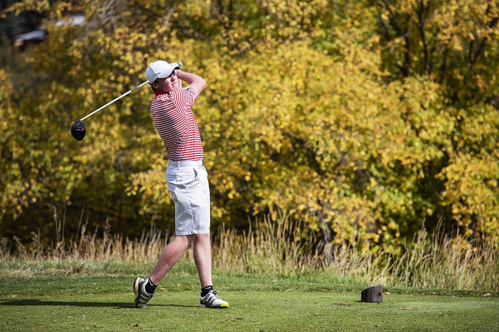 Photos from the Class 3A Region 4 golf tournament on Tuesday, Sept. 22, 2020, at River Valley Ranch in Carbondale.