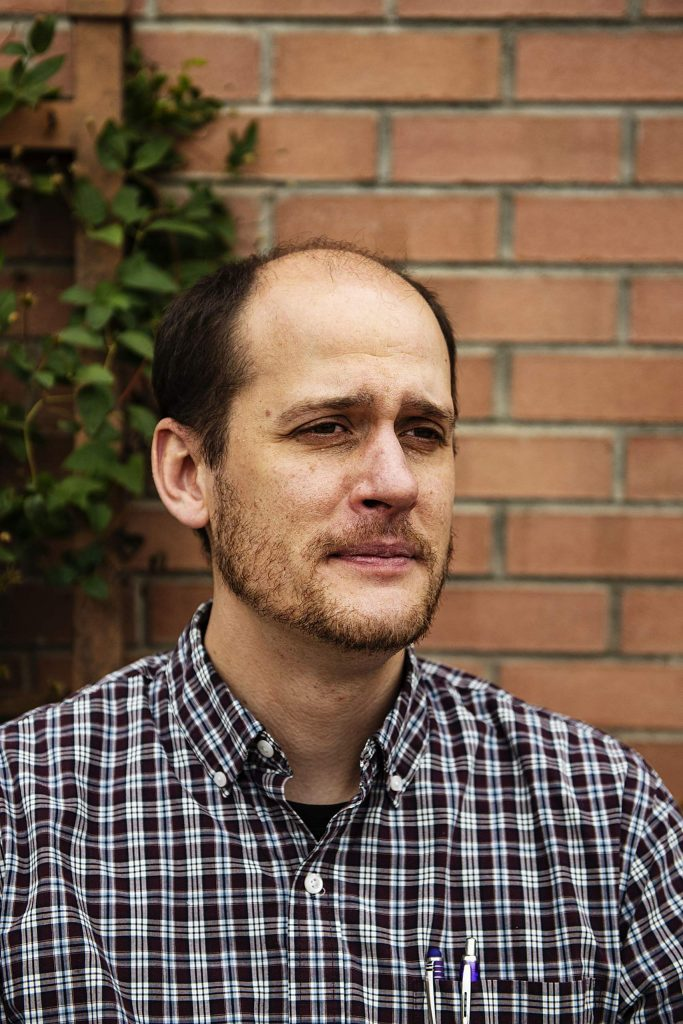 Chad Federwitz is a gerontologist — specialist in the field of gerontology, or study of aging — and manager of Pitkin County Senior Services.