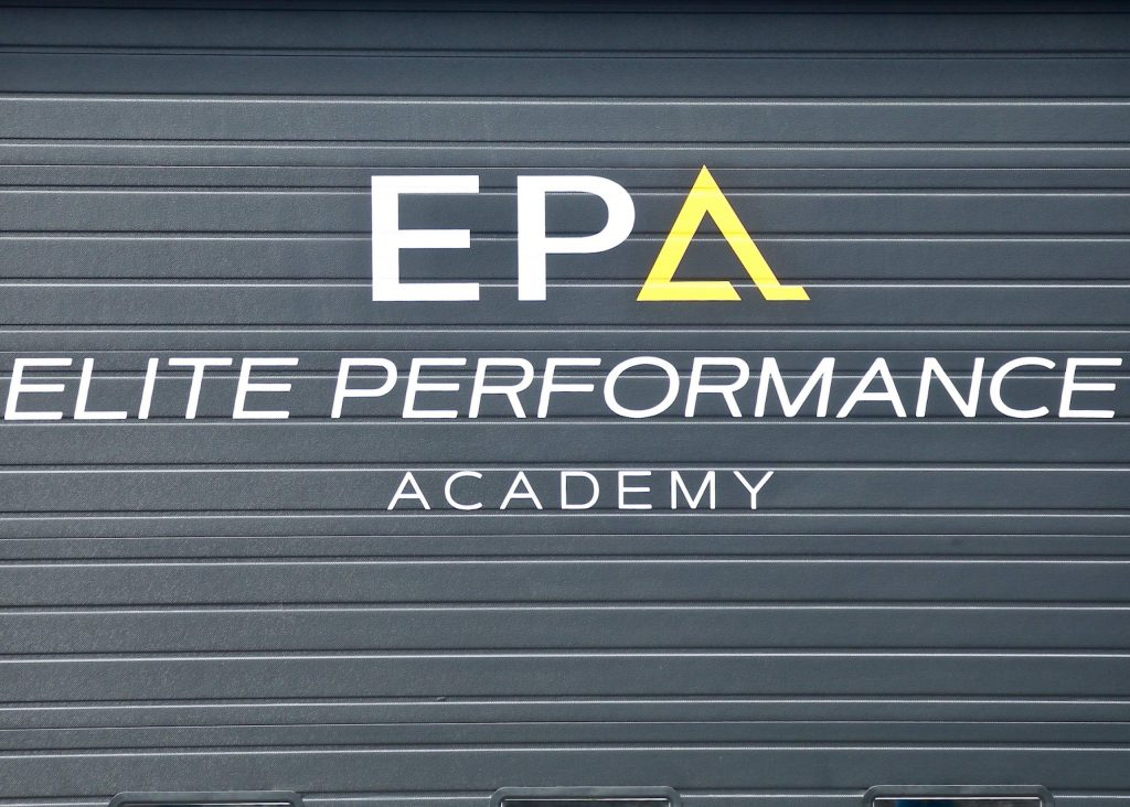 Elite Performance Academy, seen here on Monday, Sept. 21, 2020, is a new indoor athletic training facility near Carbondale that is scheduled to open Oct. 1, 2020. (Photo by Austin Colbert/The Aspen Times)