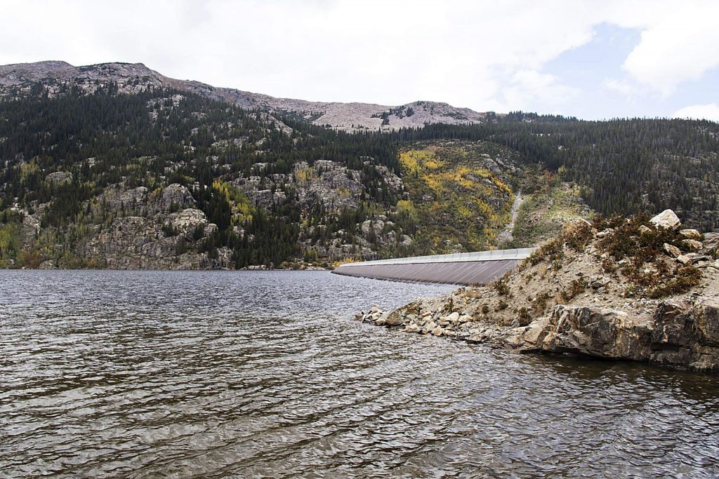 Homestake Partners will start releasing water out of Homestake Reservoir Wednesday to make sure water can get to the Utah/Colorado state border as another option to fulfill the state's upstream duties of delivering water to lower basin states such as Arizona, California and Nevada.