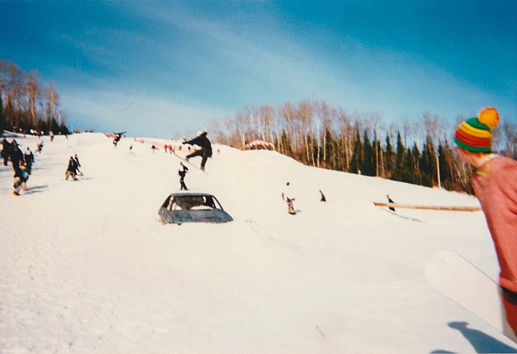 """A new 27-minute project — edited by Doran Laybourn of Aspen and featuring Chad Otterstrom, Danny Kass, Nik Baden and others — just might be the one snowboard film that best manifests the ethos of that """"riding with the homies"""" spirit."""