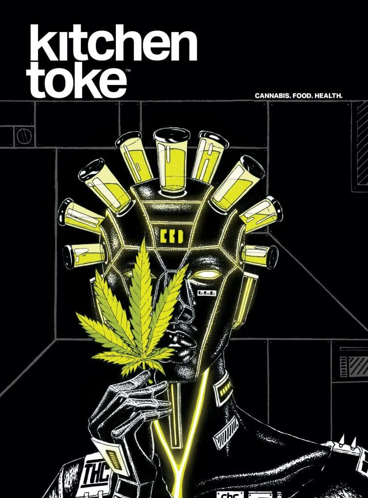 The Fall 2020 issue of Kitchen Toke magazine is on newsstands now.