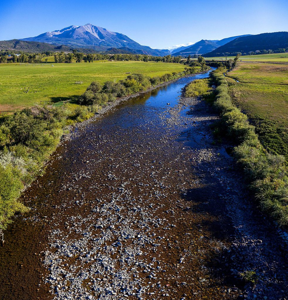 Degrees of warming: How a hotter, thirstier atmosphere wreaks havoc on water supplies in Pitkin County - Aspen Times