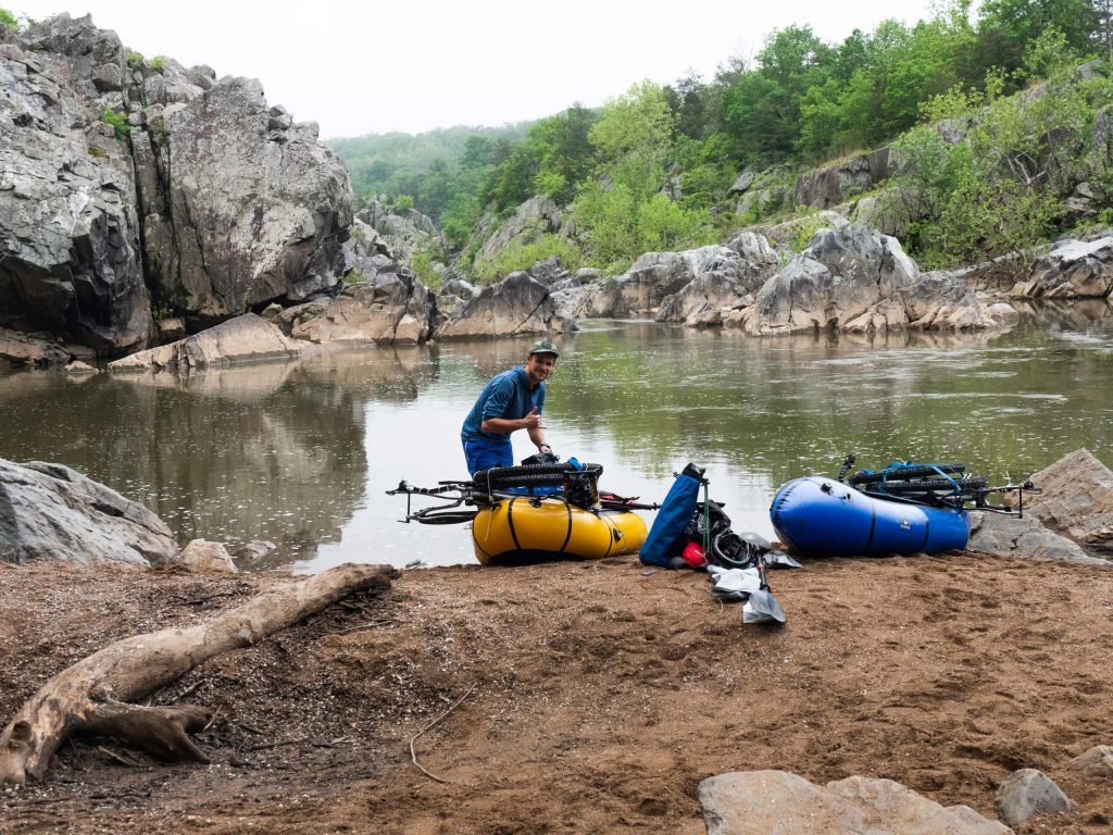 In 2018, Carbondale filmmaker Michael C.B. Stevens joined childhood friend Grant Horton on a trip down the Potomac River near Washington D.C., where they grew up. The 12-minute film that came from it will show this weekend as part of the 5Point Adventure Film Festival.